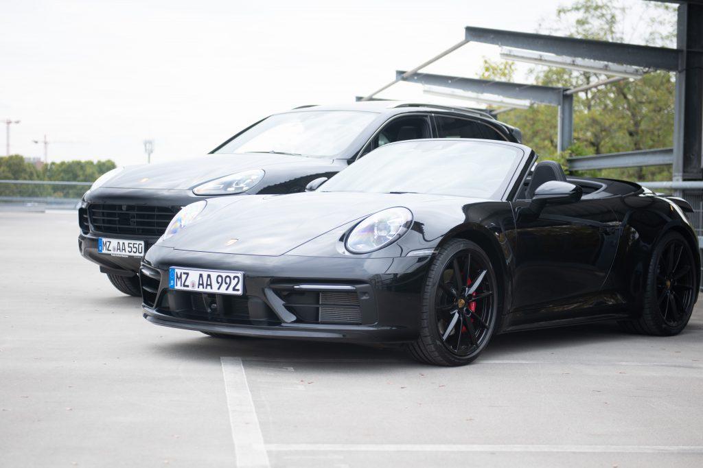 Unsere Porsche